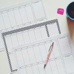 Planner dwutygodniowy do druku – mój projekt specjalny
