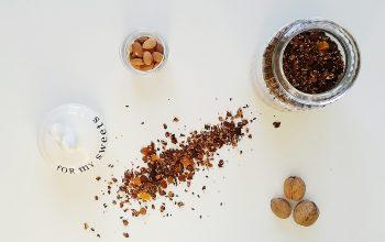 Domowa granola – mój śniadaniowy przysmak