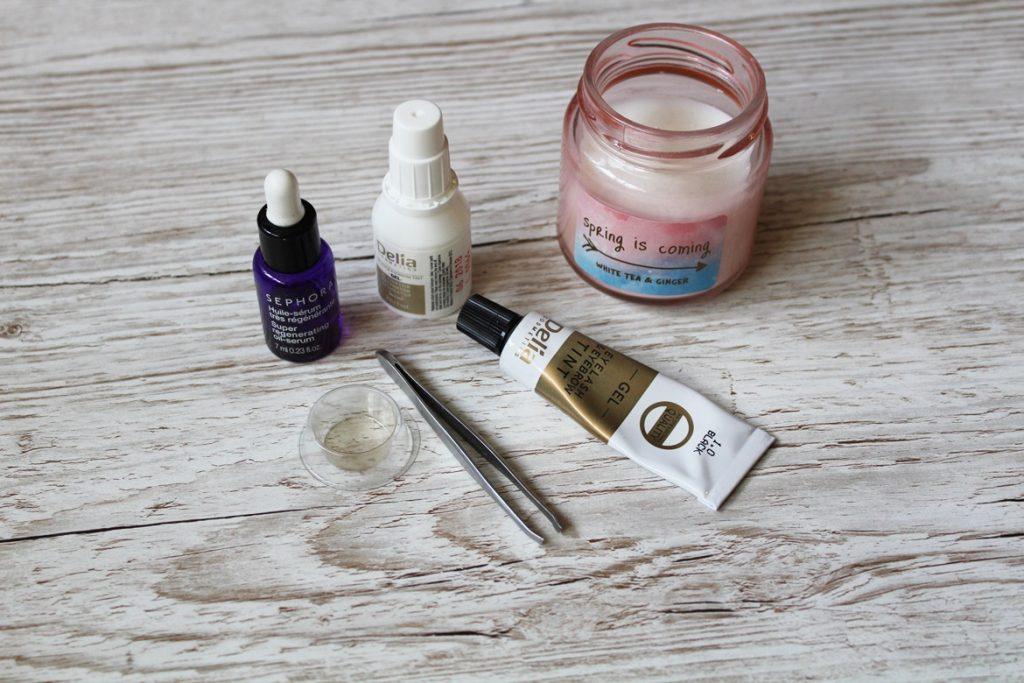 domowa kosmetyczka
