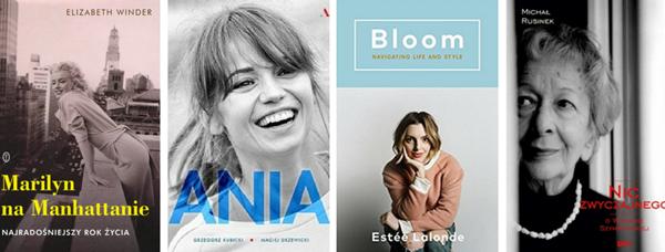 książki na 2018