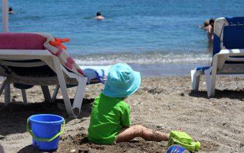 Wakacje z małym dzieckiem to już nie to samo – moje wskazówki i doświadczenia