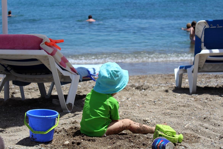 wakacje z małym dzieckiem