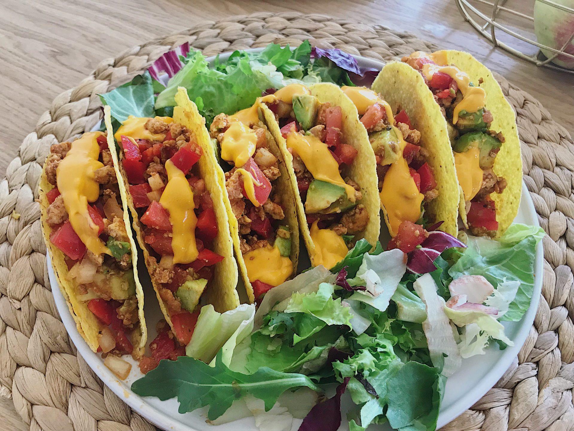 domowe tacos