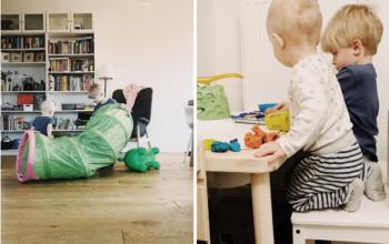 Jak przetrwać z dziećmi w domu – gotowe pomysły i inspiracje